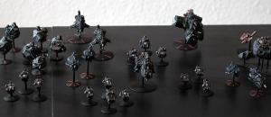 Garaghs Waaaghfleet - da Ork clanz