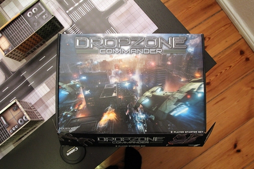 Dropzone Commander review