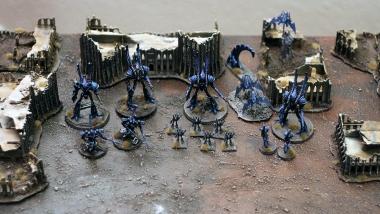 Epic Armageddon_Eldar Titan Clan 2