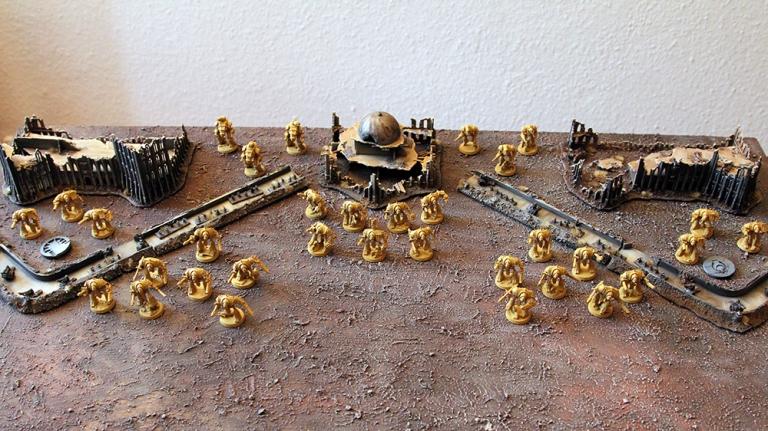 House Hawkshroud - Epic Armageddon Knight Household by Gemana
