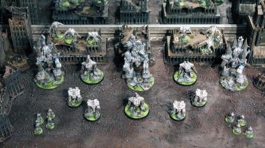 Epic Armageddon - Tecnocracy Titan Legion