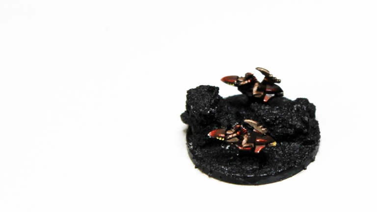 Onslaught Miniatures - Stygians, Dark Eldar 01