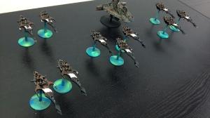 Spacefleet Adeptus Mechanicus fleet by Gemana