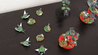 Epic Armageddon Nurgle Plage Titan Legion