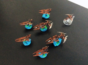 Epic Armageddon Dark Eldar Stygian War Engines