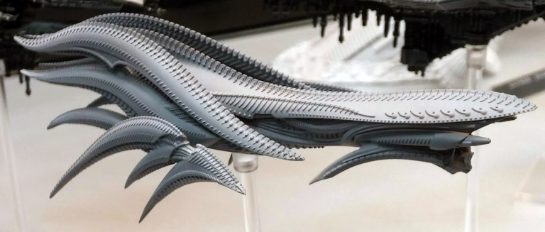 Scourge fleet cruiser