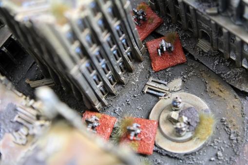 Epic Armageddon Chaos Squat colossus robots