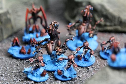 Epic Armageddon Dark Eldar Haemonculus Conven