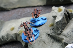 Epic Armageddon Dark Eldar Vessels of Pain conversion