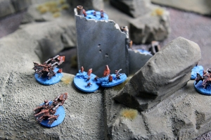 Epic Armageddon Dark Eldar Warriors