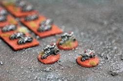 Epic Armegeddon Chaos Squat Trikes