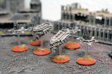 Epic Armegeddon Overlord conversions
