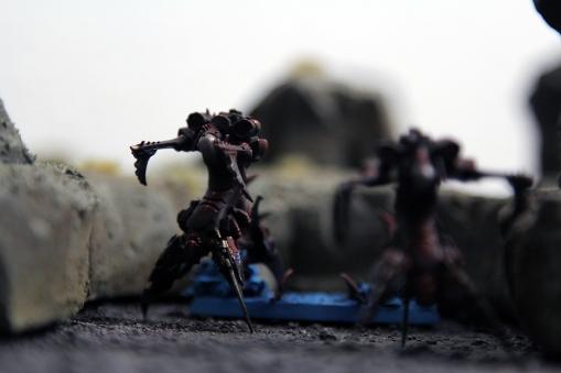 Dark Eldar Tormentor Titans