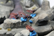 Epic Armageddon Barges of Pleasure Dark Eldar