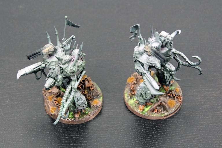 Nurgle Titan Legion