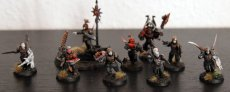 Warhammer 40k Chaos HQ