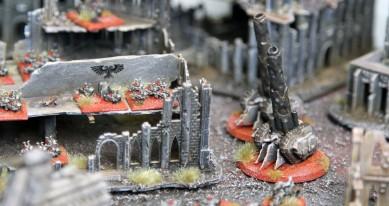Chaos Squat artillery