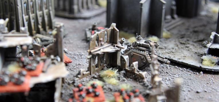 Chaos Squat Land Train