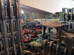 Epic 40k Necron Infantry