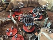 Epic Armageddon Mechanised Necron