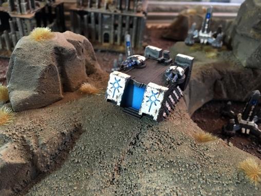 Epic Armageddon Warbarge 2