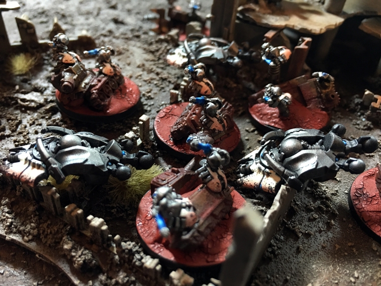Epic Necron Annihilation Barges4