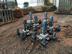 Epic Necron Obelisks