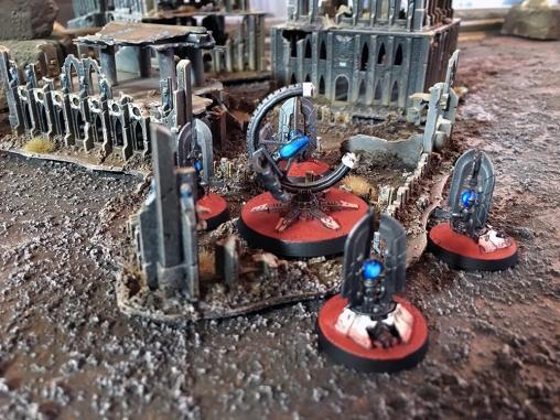Epic Necron Sentry Pylons 2