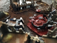 Epic Warhammer Tomb Spiders
