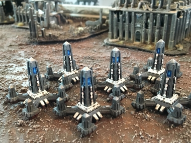 Necron Obelisks 2