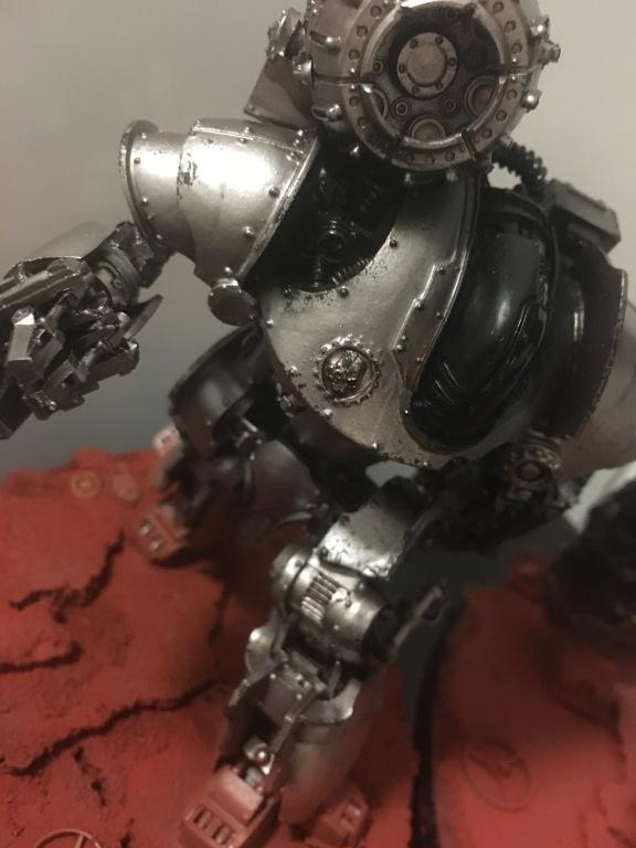Warhammer 30k Mechanicum Thanatar