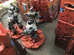 Castellax robots1
