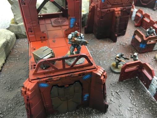 Deadzone Outpost