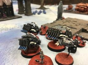 Epic Necron vs Eldar4