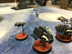 Epic Necron vs Eldar5