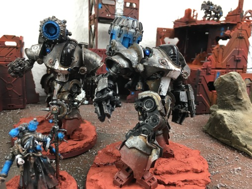 Mechanicum Thanatars