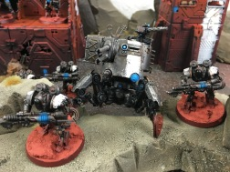 Mechanicus Onager Dunestrider5