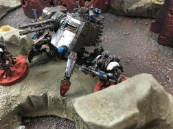 Mechanicus Onager Dunestrider6