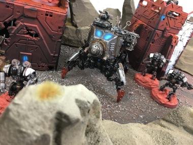 Mechanicus Onager Dunestrider8