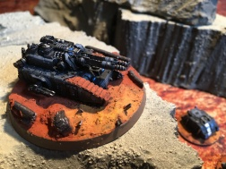 Epic Armegeddon Horus Heresy Iron Hands Falchion3806